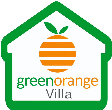 Platanias -Chania Crete -green-orange-villa-logo-new1
