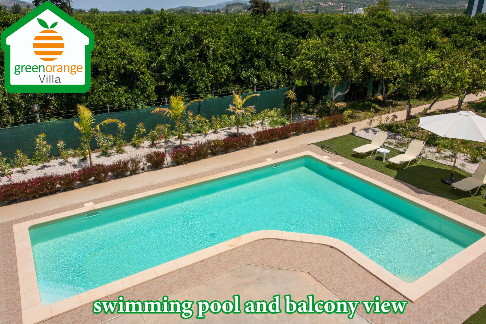 luxurious accommodation in cahania Crete Greece, Villa farm Green Orange Villa