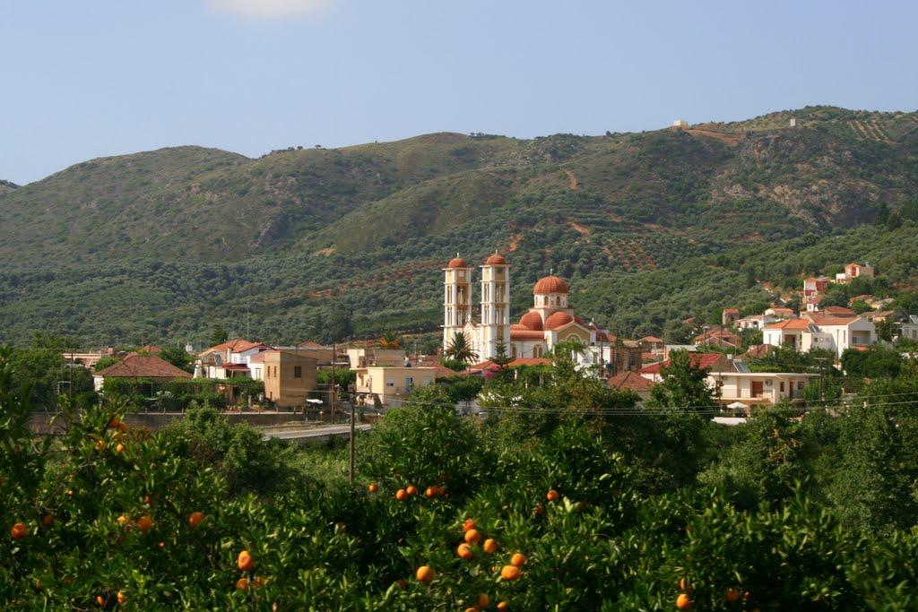 alikianos,Green Orange Villa, things to do